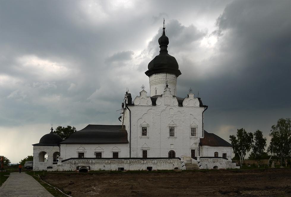 Свияжск, Свято-Успенский монастырь.