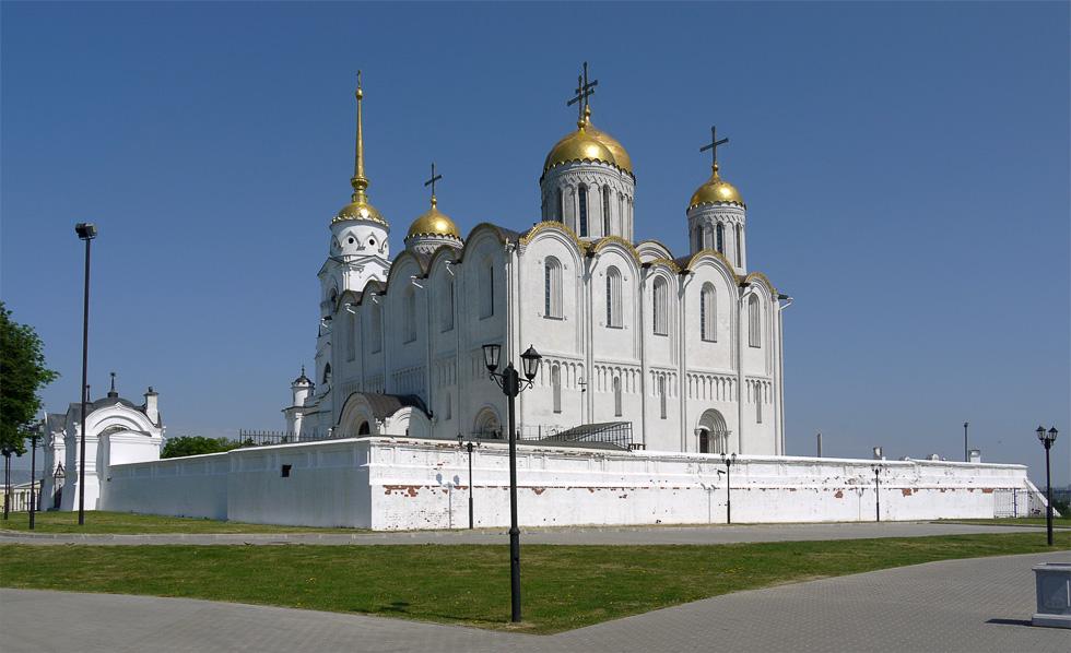 Собор во Владимире.