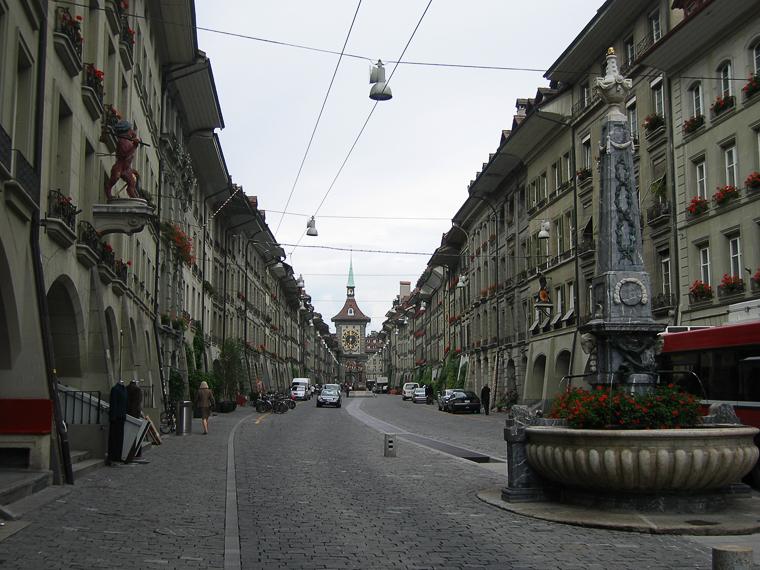 Улица Берна