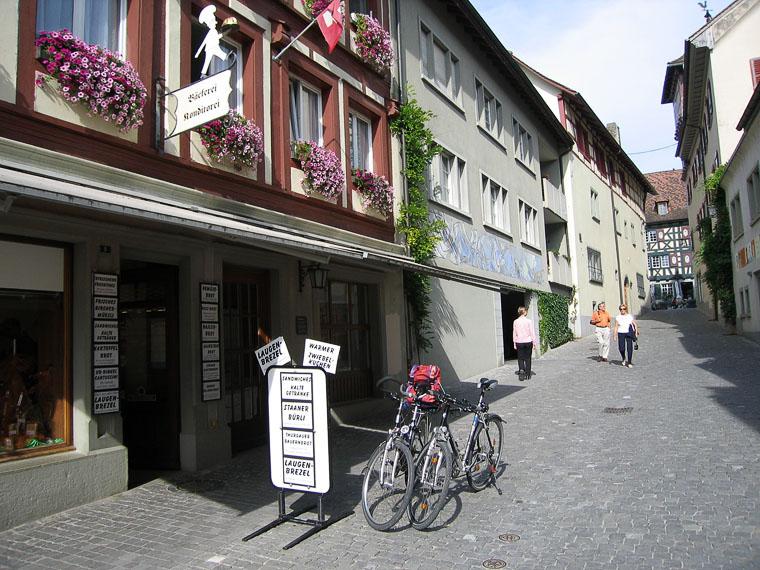 Улица Штайн-ам-Райна
