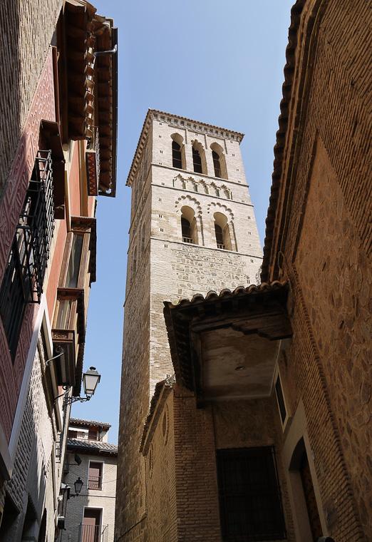 Башня в Толедо