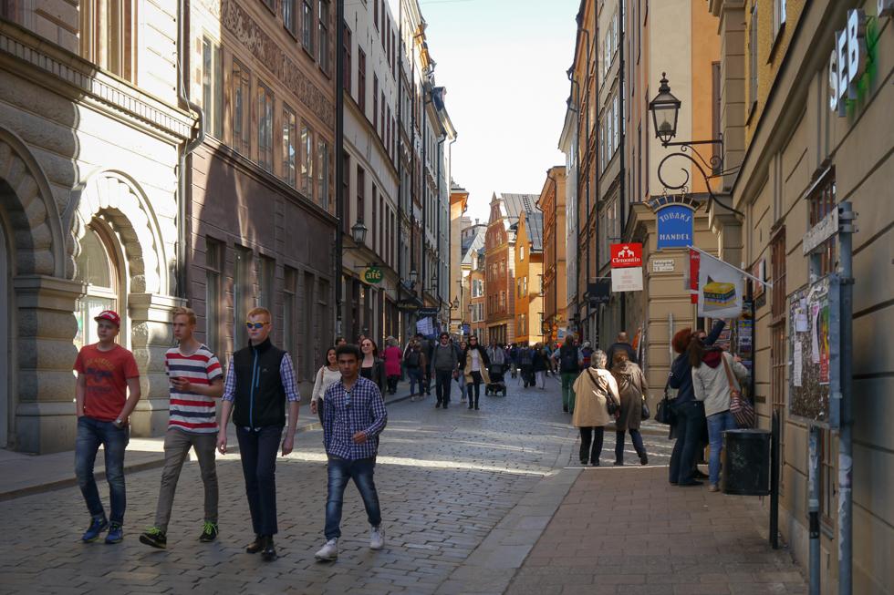 Улица Гамластана (1)