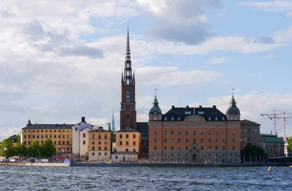 Визитная карточка Стокгольма