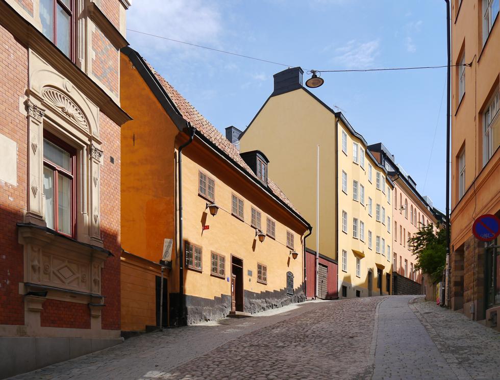 Восточные улицы Katarina-Sofia