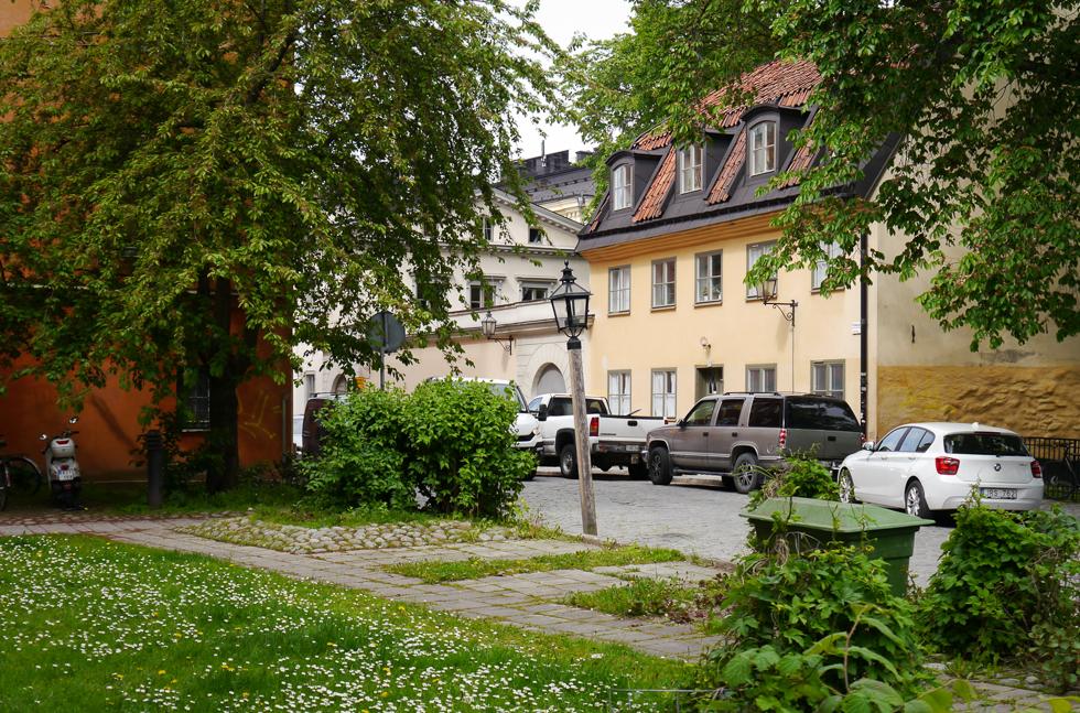 Парк на Södermalm