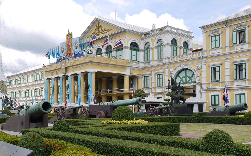 Министерство обороны Тайланда.