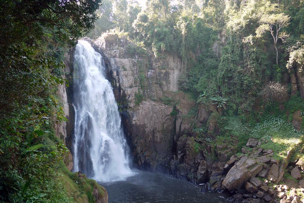 Водопад в Као Яй (Haew Narok)
