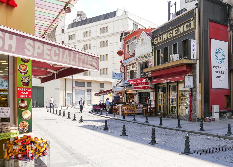 Широкая улица Султанахмета