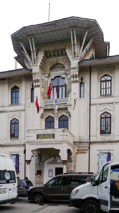 Турецкий модерн в архитектуре Стамбула