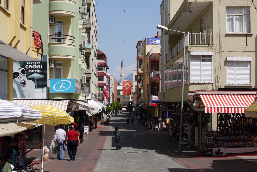 Улица Аланьи