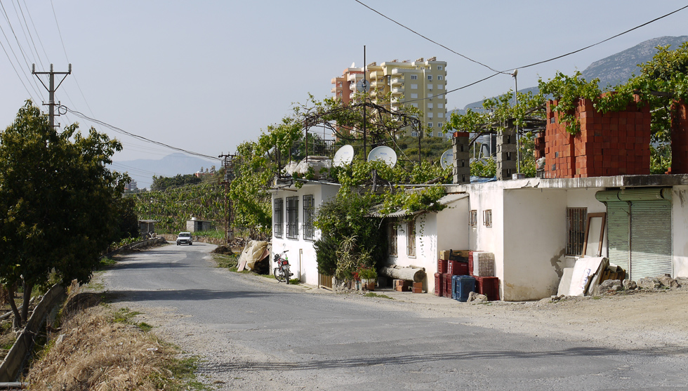Пригороды Аланьи