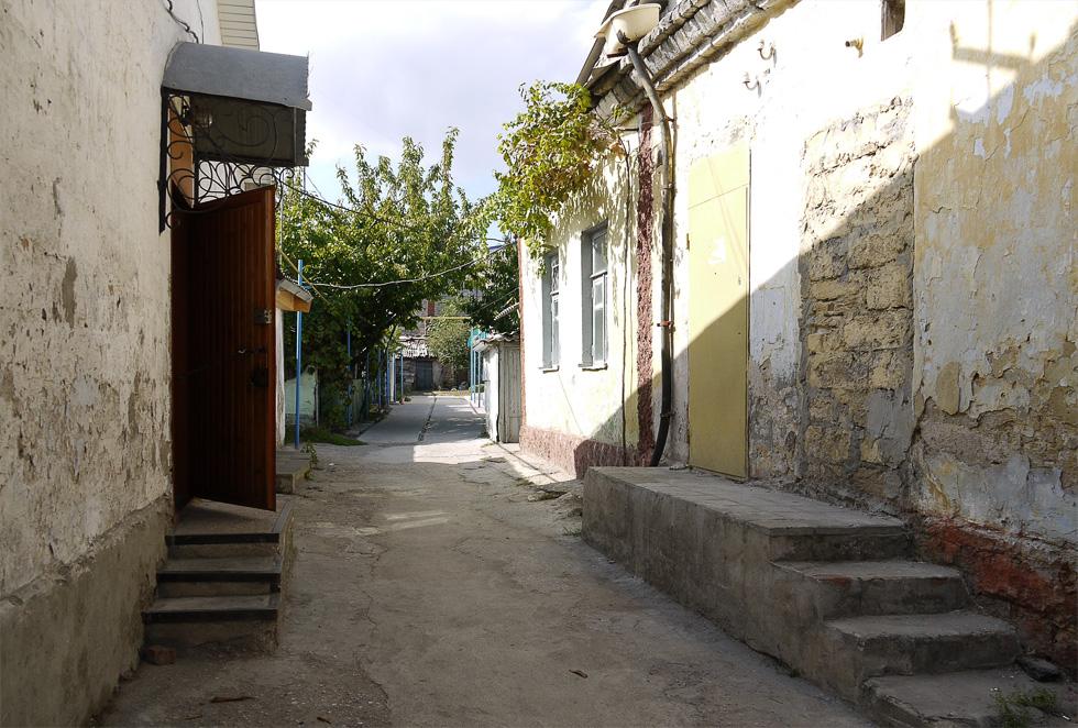 Керченский дворик