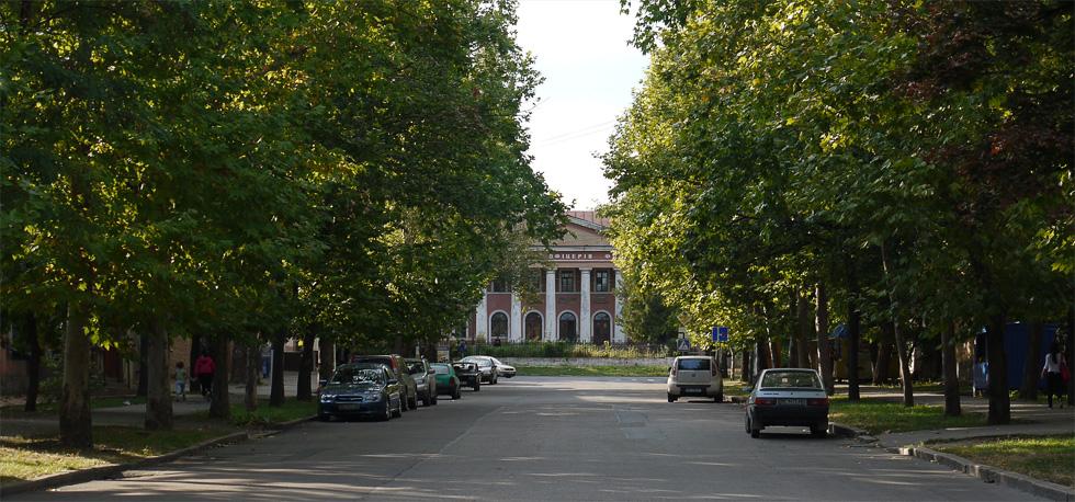 Центр Николаева