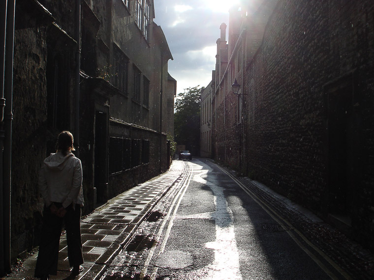 Улица Оксфорда