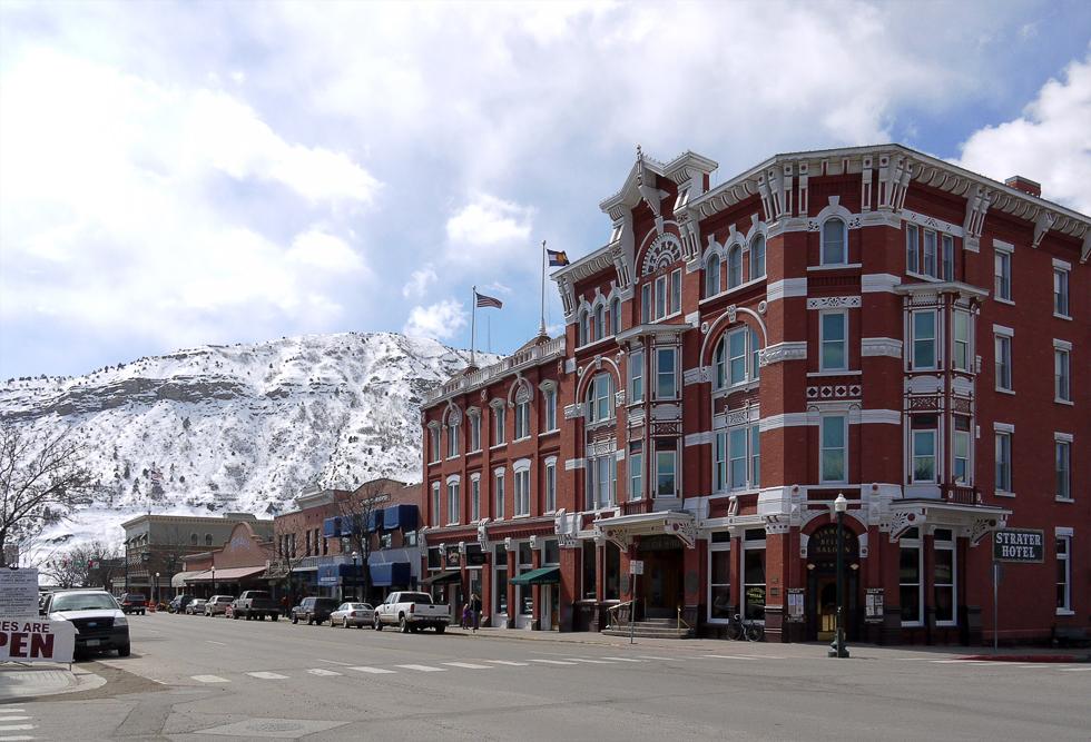 Дуранго, Колорадо. (Durango, CO)