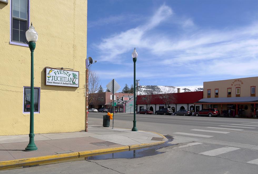 Ганнизон, Колорадо. (Gunnison, CO)