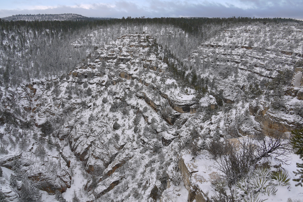 Wallnut Canyon NM