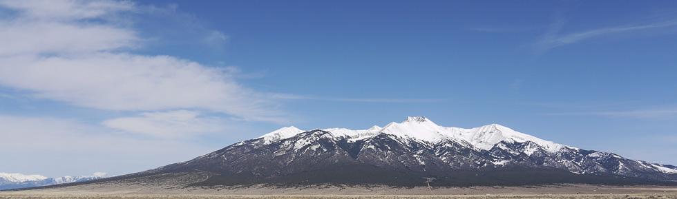 Гора в Колорадо