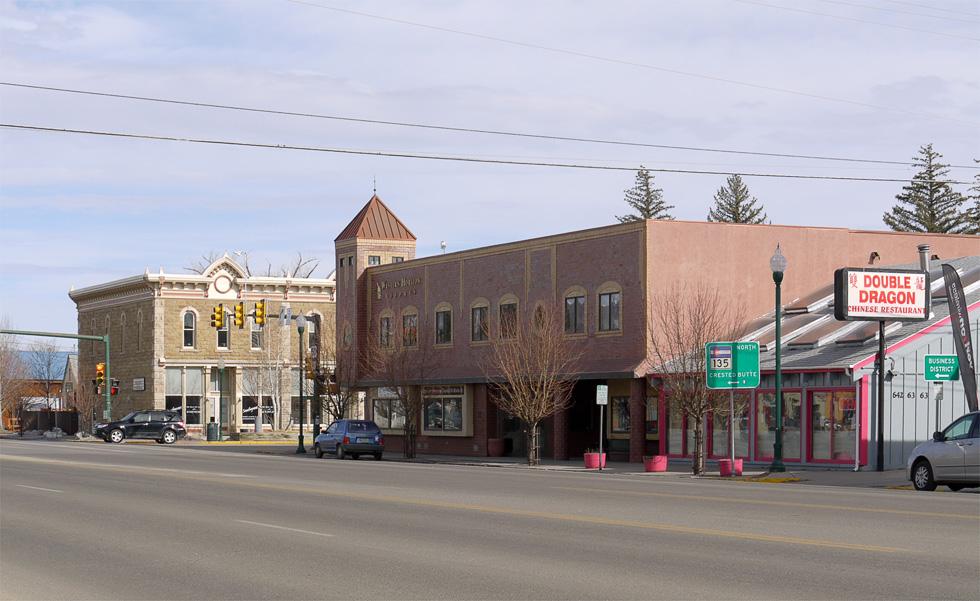 Ганнизон, Колорадо (Gunnison, CO)