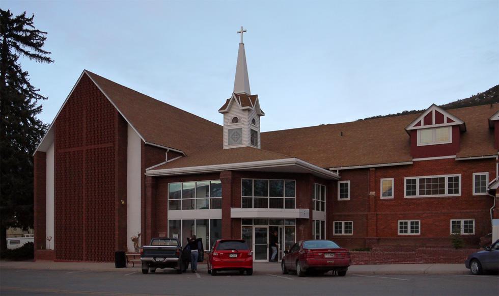 Церковь в Гленвуд Спрингс