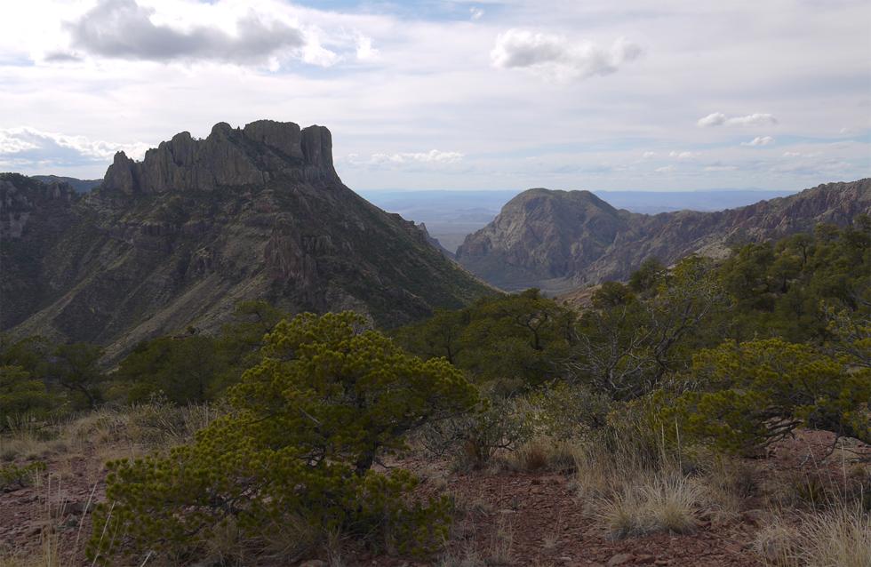 Национальный парк Биг Бенд (Big Bend NP)