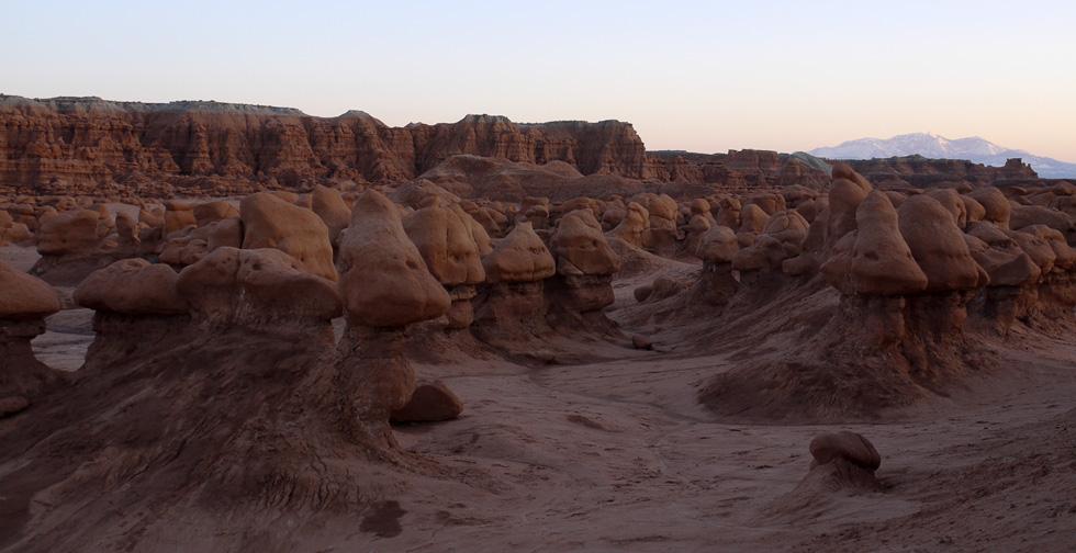Долина глиняных гоблинов
