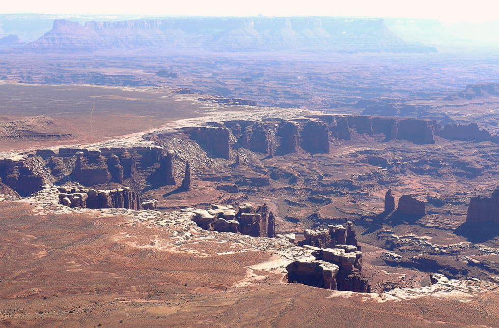Маленький большой каньон в Каньонлендс