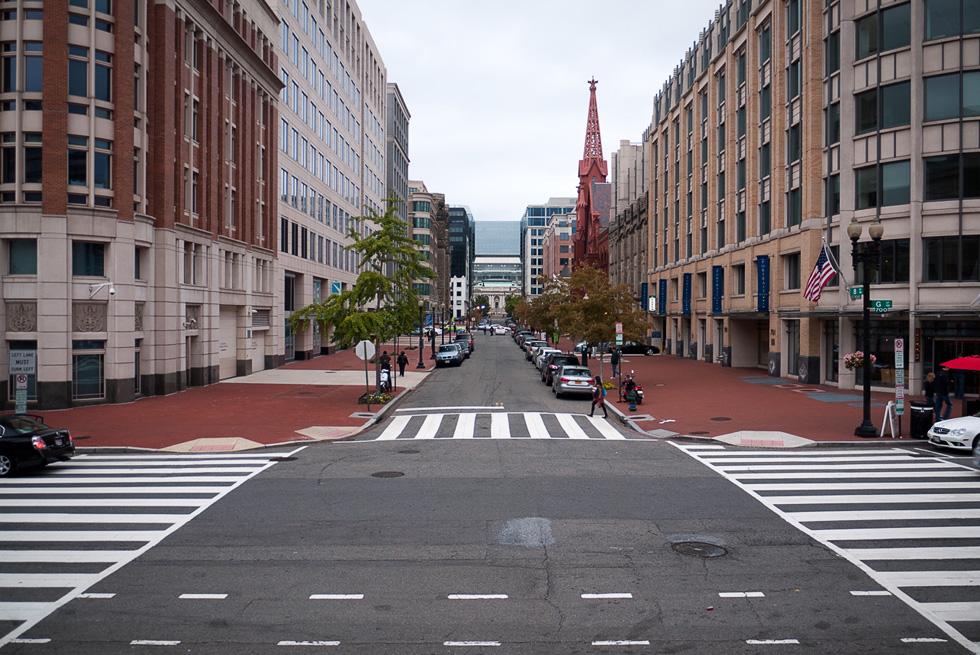 Перекрёсток Вашингтона