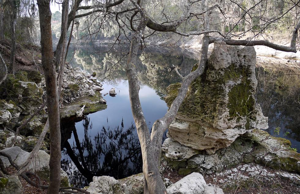 Река и образ и камень