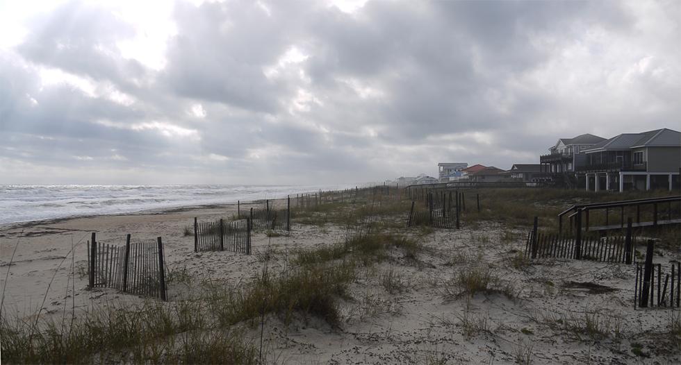 Песок залива