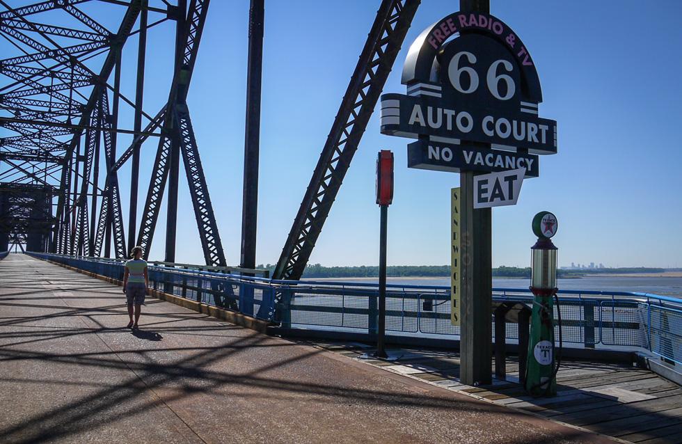 Мост в Иллиноис
