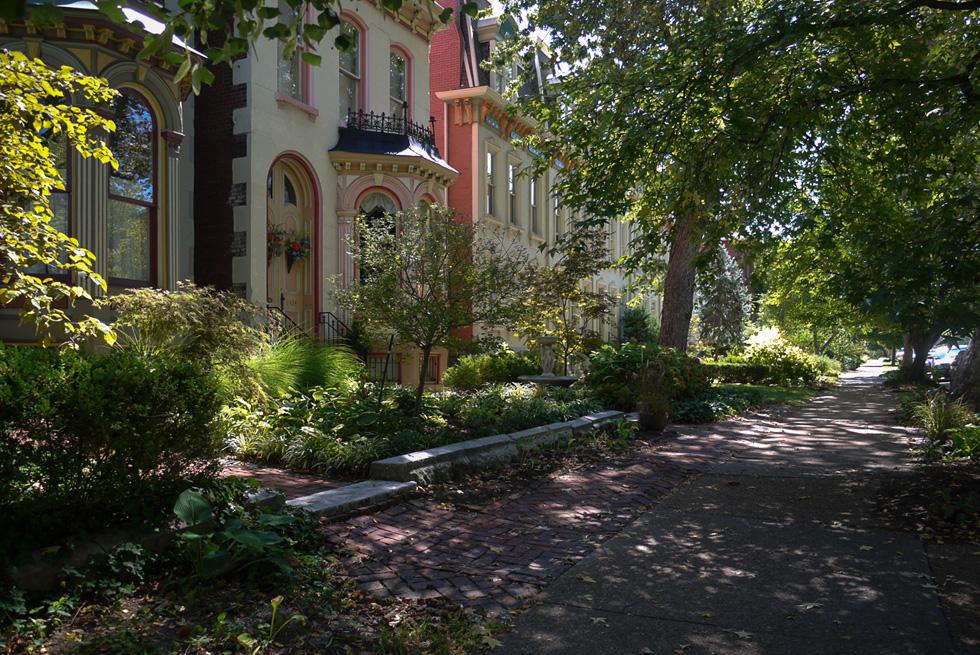 Улица Сент-Луиса