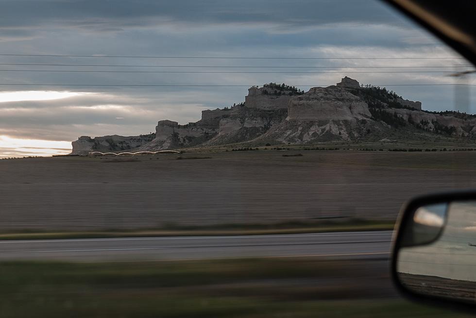 Природный замок