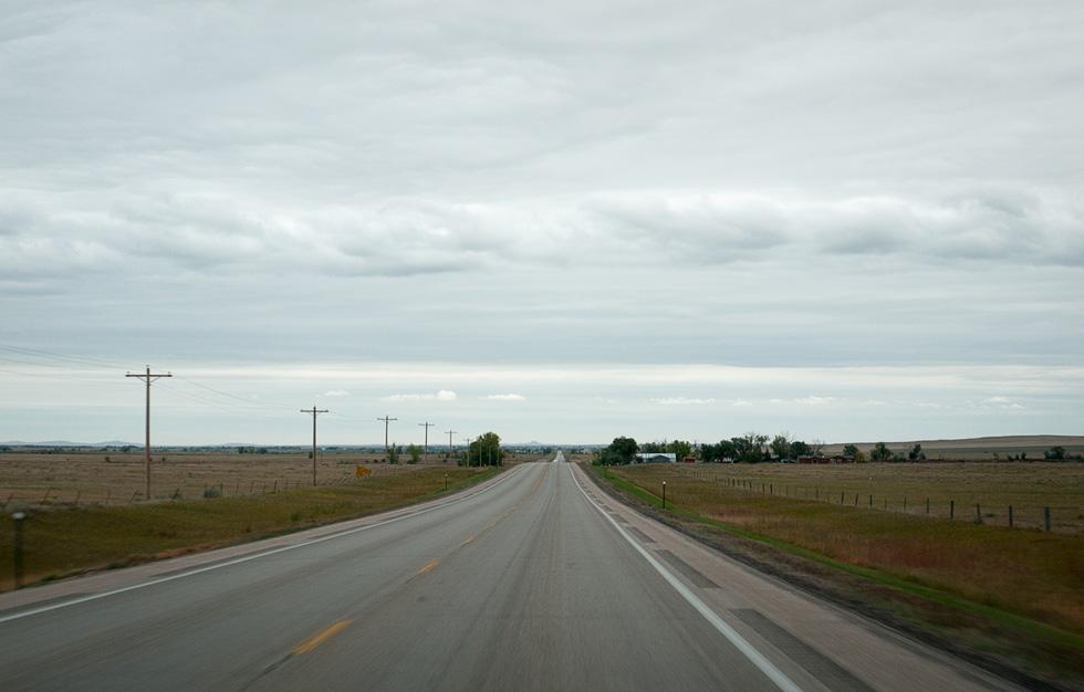 Дорога по Дакоте