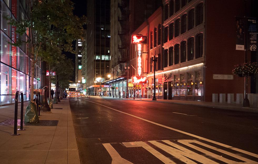 Ночь в Чикаго