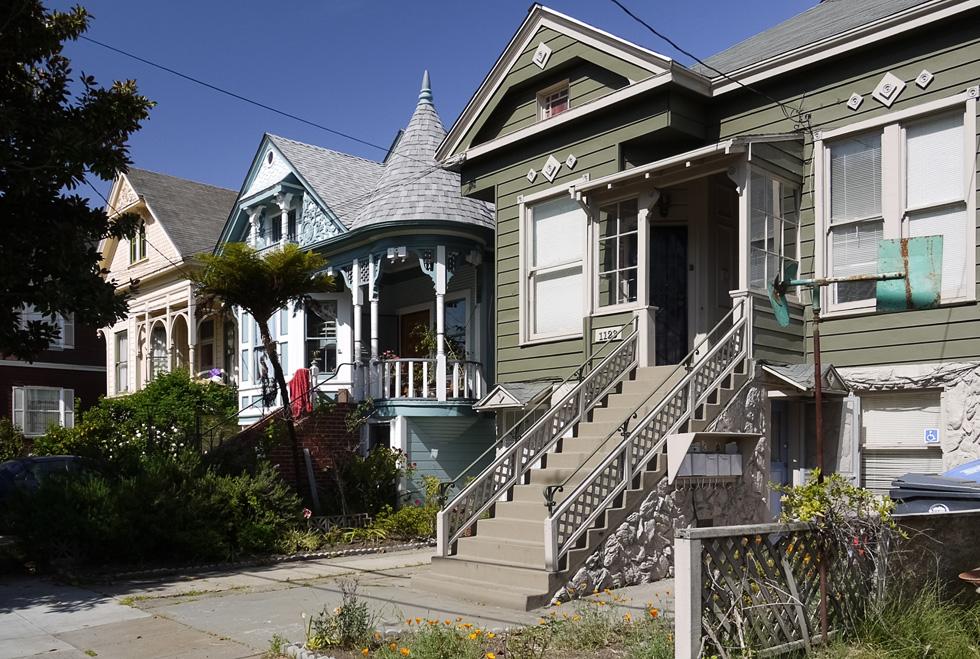 Отражение калифорнийского стиля