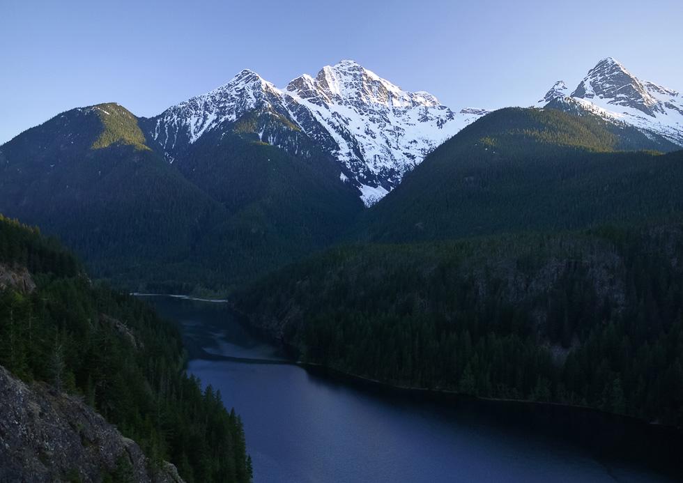 Северные Каскадные горы