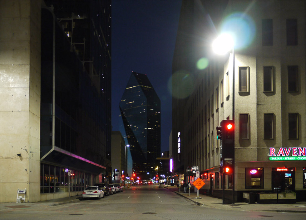 Небоскрёб-призрак в Далласе