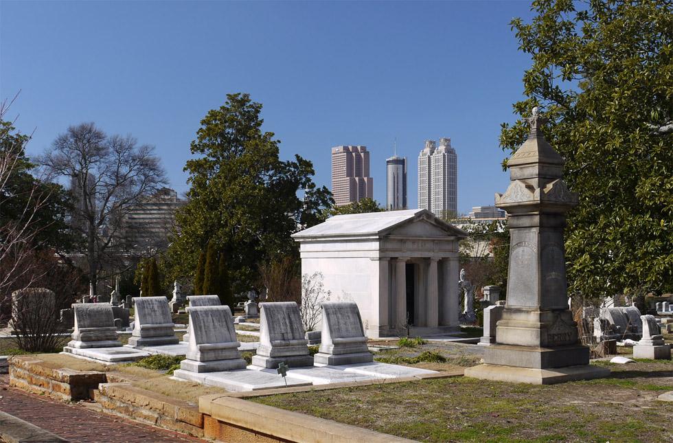 Кладбище Атланты