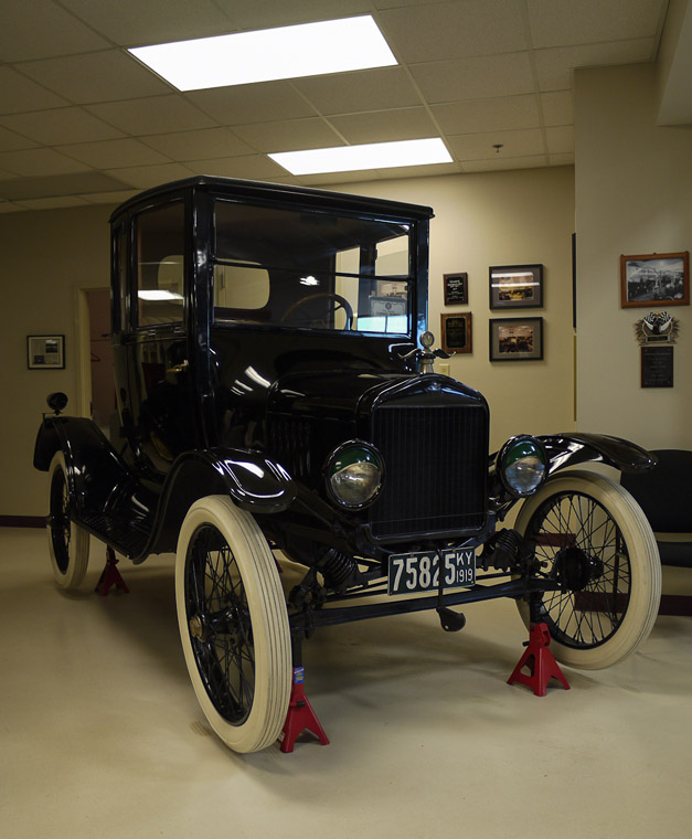 Ford Model T Coupe 1919 год