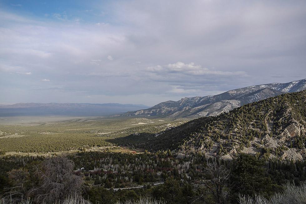 Вид с горы