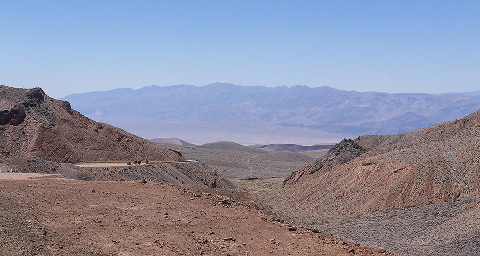 Долина Смерти продолжается