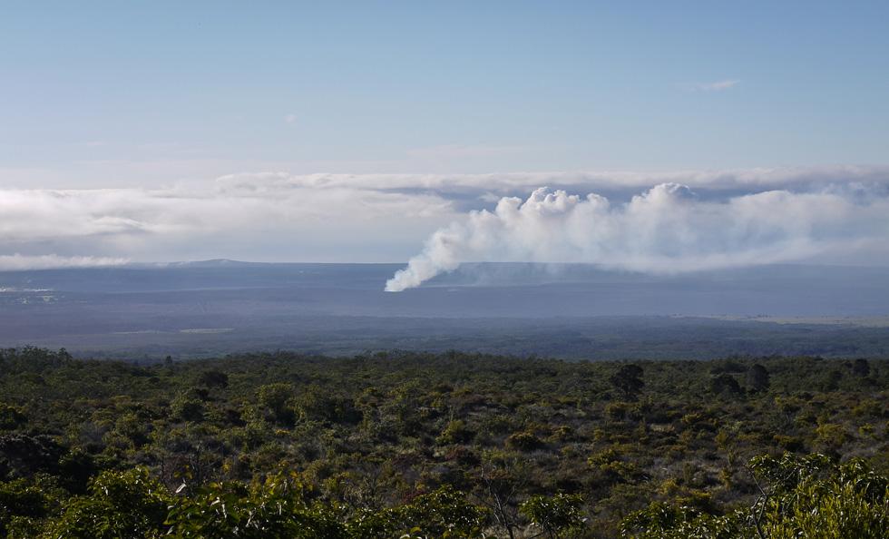 Вершина Мауна Лоа