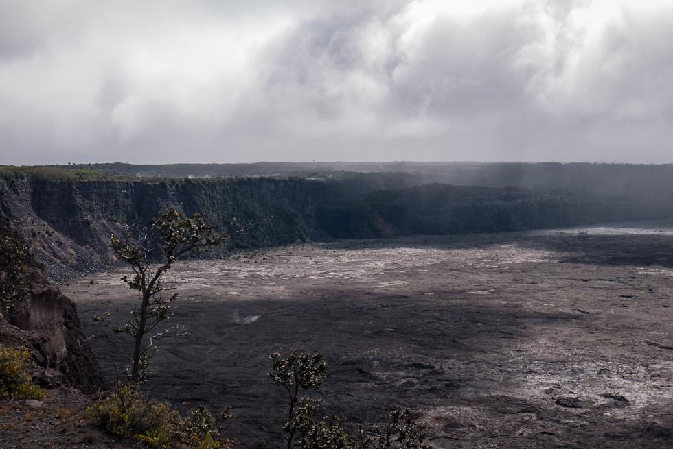 Большой кратер Гавайев