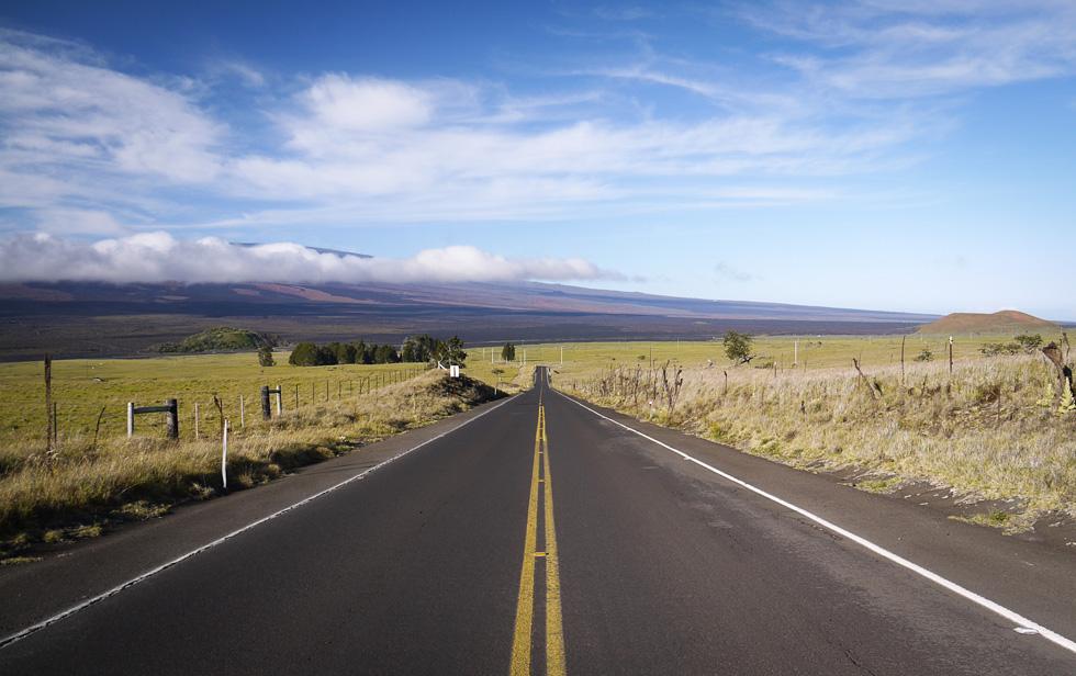 Седло дорога