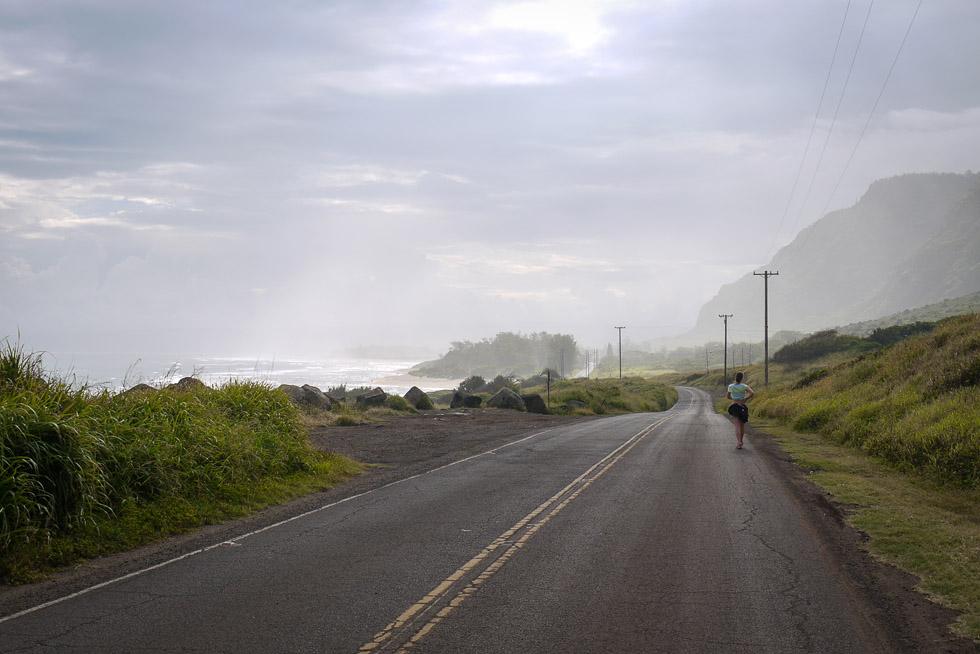 Дорога на Оаху
