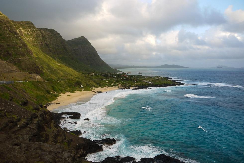 Волны на Гавайах