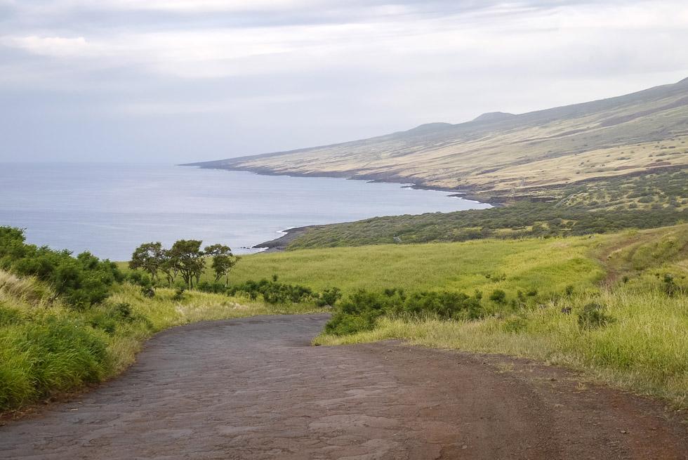 Плохая дорога на Мауи