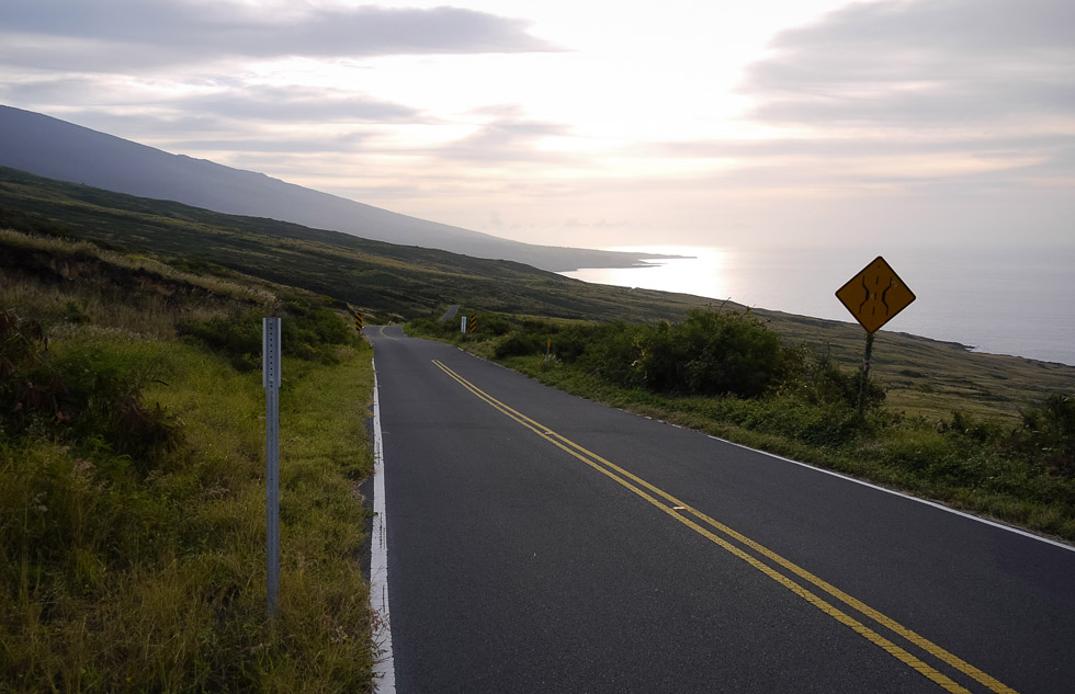 Рассвет над Мауи