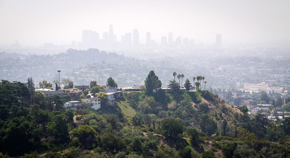 Вид на L.A.